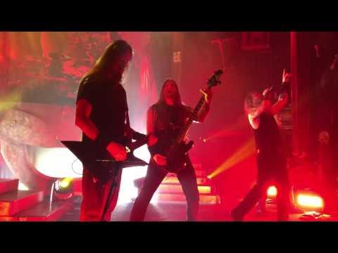 Amon Amarth performs