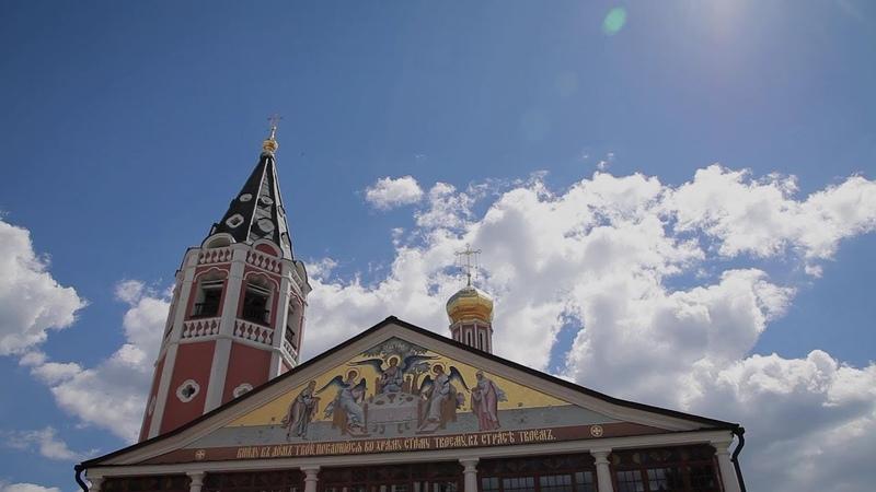 Крещение в Свято-Троицком Кафедральном соборе