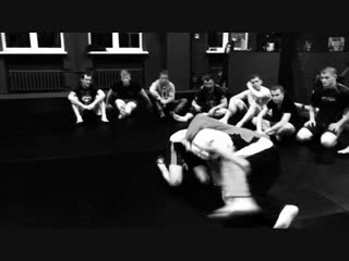 Арсен Темирханов (FIGHT CLUB CLINCH) - тренер по ММА