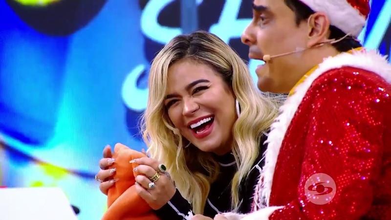 Karol G en The Susos Show - Caracol TV