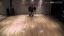 BLACKPINK dancing to NCT song SIMON SAYS