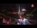 Гала концер и салют стали кульминацией Дня Независимости в Минске