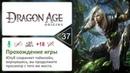 37 Dragon Age Origins Прохождение Глубинные тропы 18 4k