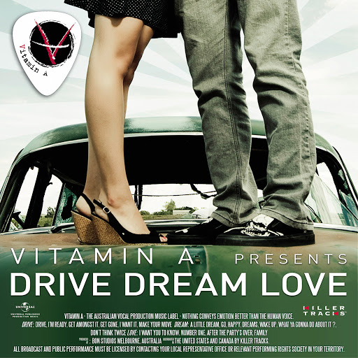 ViTAMiN альбом Drive Dream Love