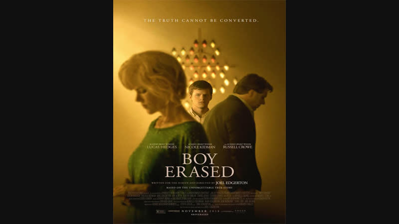 BOY ERASED – Official Trailer [HD] – In Theaters November [HD, 720p](1)