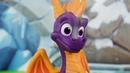 Official Spyro the Dragon Incense Burner Figure Figurine