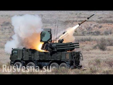 Силы ПВО России вновь сбили вражеские объекты над авиабазой Хмеймим