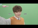 Сончжэ, Минхёк - Could You Do This @ Show Champion 12.04.2017 рус.саб