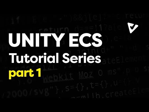 Unity ECS Tutorial | Making a Survival Shooter, Part 1 - Introduction