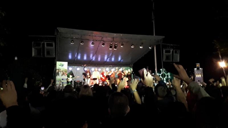 Концерт памяти Цоя