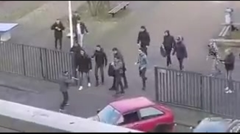 Шизик в Нидерландах [ vk.com/CINELUX ]