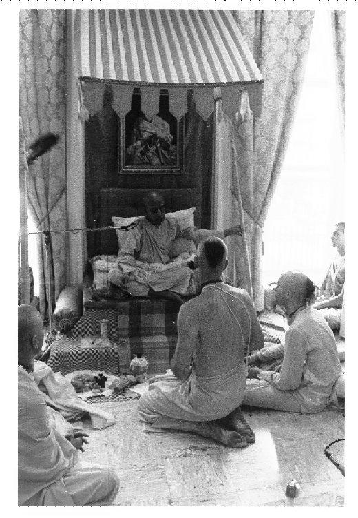 Лекция на фестивале Ратха-йатра