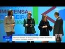 Luísa y Salvador Sobral son condecorados con la Orden Al Mérito (English/Spanish subs)