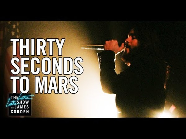 Thirty Seconds to Mars: Dangerous Night