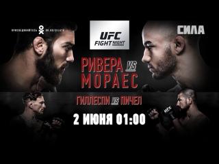 Fight Night Utica Promo