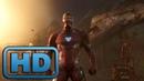 Битва на Титане. Мстители Война бесконечности 2018 HD