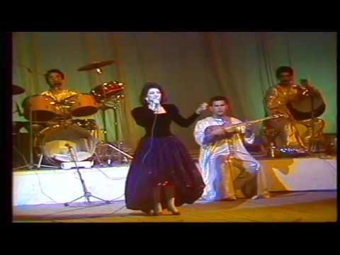 Насиба Абдуллаева - Телеконцерт 2 Баку ВИА Самарканд худ.рук. Бахрам Абдуллаев
