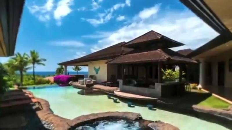 Роскошная вилла на Гавайях о Мауи Стоимость $ 10 000 000