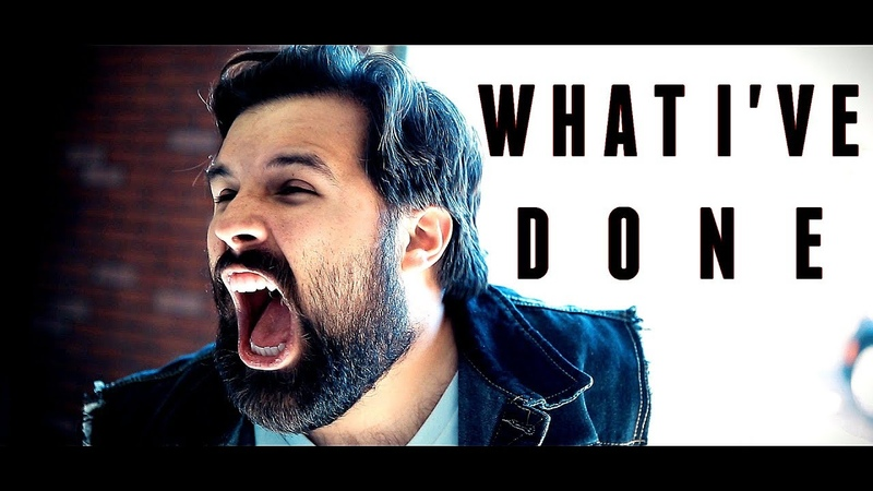 Linkin Park - What I've Done - Caleb Hyles (feat. RichaadEb)