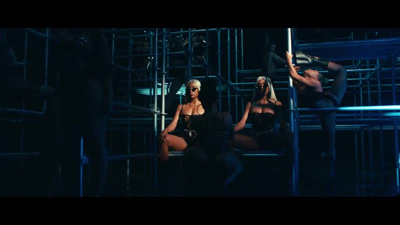 клип Nicki Minaj ft. Lil Wayne - Good Form - 1080HD -