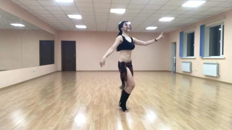 Akcent feat Lidia Buble DDY Nunes - Kamelia dance. belly dance