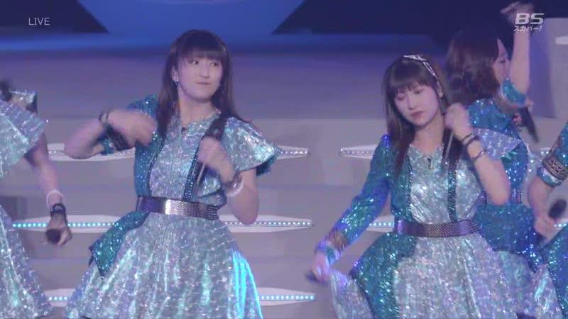 [LIVE] Morning Musume '18 ♪ Jiyuu na Kuni Dakara (GET SET, GO)