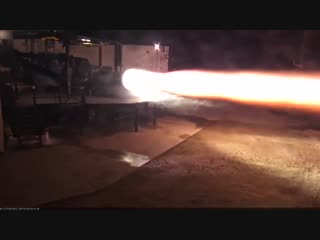 First firing of starship raptor flight engine! so proud of great work by  @spacex  team!!
