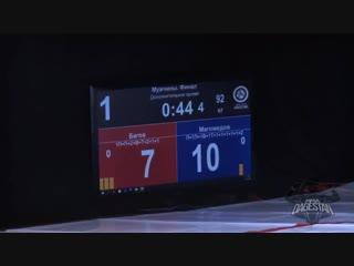 Али Багов - Шамиль Магомедов. Схватка двух мужчин, однако судейство оставляет желать лучшего... дать пассив за 2-3 секунды до ко