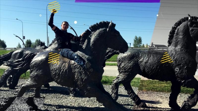 Сяду на коня: строитель. Часть вторая.