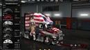 [ETS2]Euro Truck Simulator 2 Freightliner Cascadia 2018