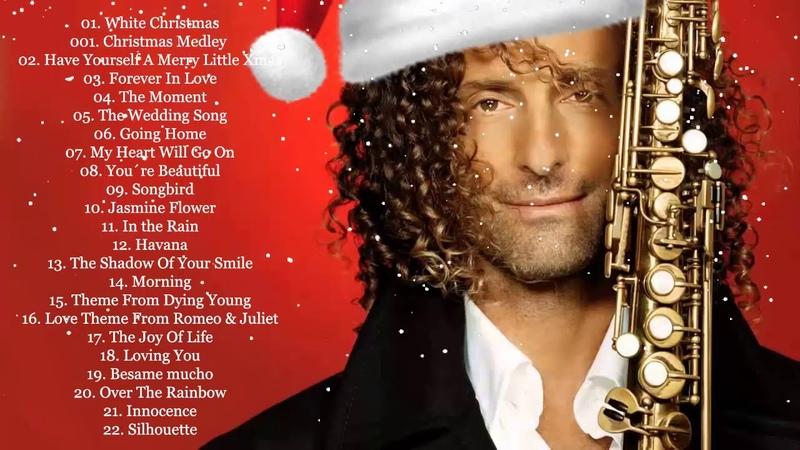Kenny G ケニーGクリスマスアルバム ♥ ケニー・Gベスト・ソングス ♥ Kenny G Christmas Album