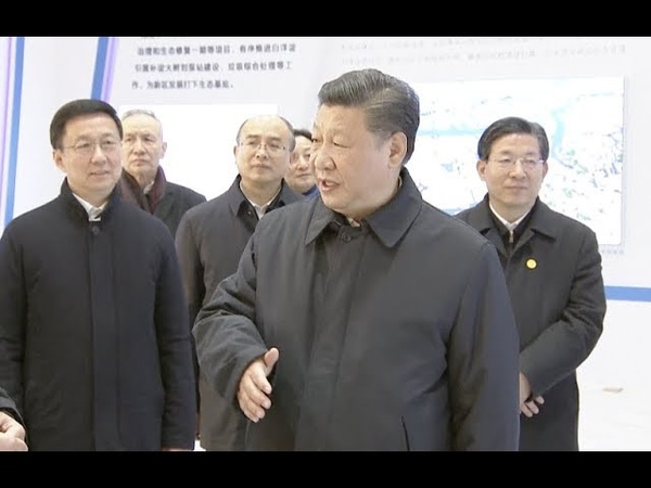 Chinese President Xi Jinping Stresses Ecological Value in Xiongan New Areas Development