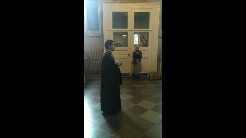 Конкурс чтецов воскресной школы Спасо-Преображенского собора