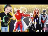 Страна девчонок ЛЕРА КРАФТ и DJ ГУС закатывают грандиозную вечеринку супергероев!