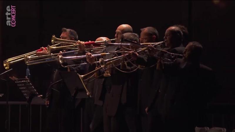 G F Händel Feux d'artifice royaux au château de Chambord Le Concert Spirituel Herve Niquet
