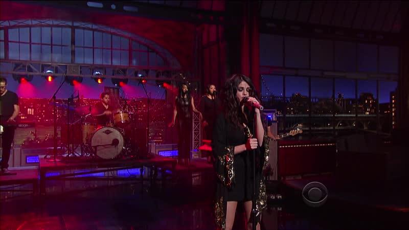 Selena Gomez – «Come Get It» - (Live on Letterman * 24/04/2013)