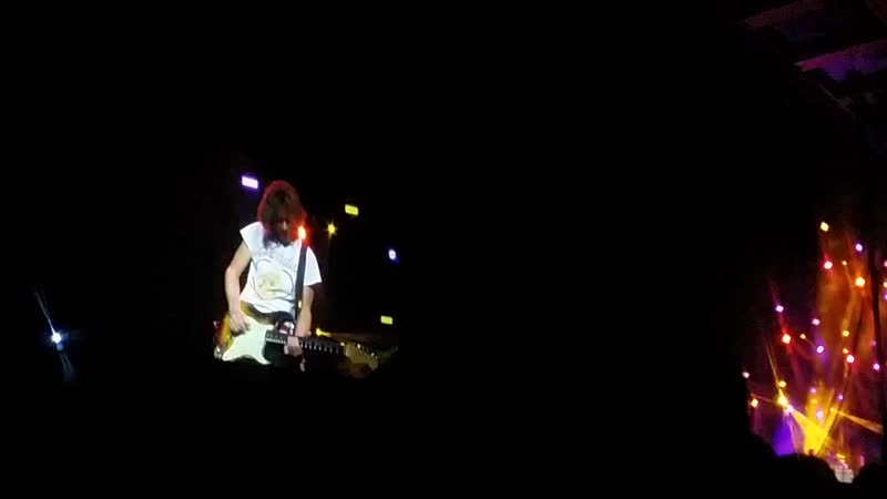Sting Shaggy - Dominic Miller's Solo 11/11/18 Moscow