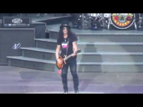Guns N' Roses Live @ Otkritie Arena in Moscow, Russia (13/7/2018) FULL SHOW