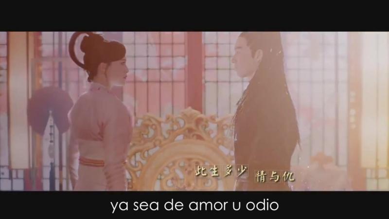 The princess Weiyoung ost A-lin sub español (baja-mp3.com)