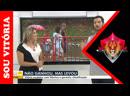 Não ganhou mas levou Vitória 1x1 Náutico, Leão se classifica para próxima etapa da Copa do Nordeste