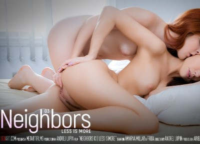 Porno SexArt Neighbors Episode 3 - Less Is More