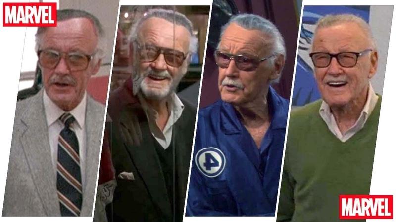 Stan Lee Cameos in Non-Marvel Media (R.I.P. 1922-2018)