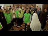 C православными добровольцами Ивановской митрополии