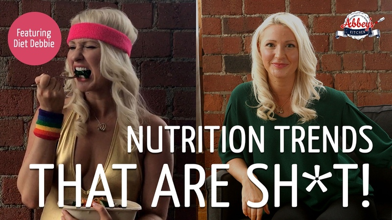 Top NUTRITION TRENDS that are Sh*t! | CLEAN eating, DETOX Superfoods Debunked
