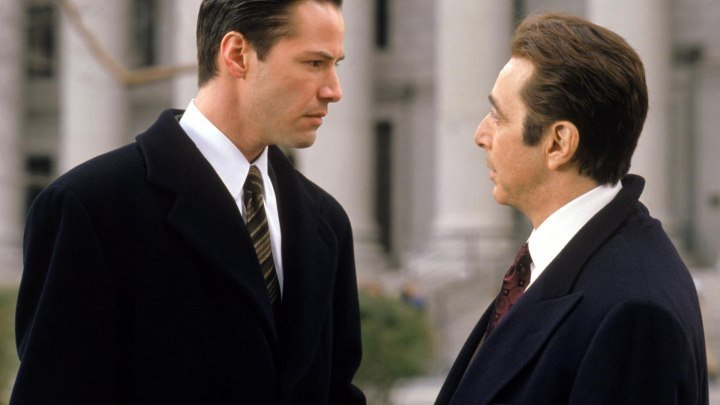 Адвокат дьявола The Devils Advocate (1997) Смотреть в HD
