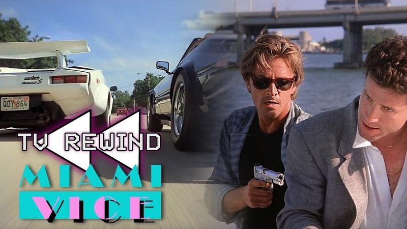 Crockett Chases Down A Rape Suspect Miami Vice