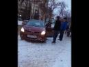 Женщина сбила мужчину на остановке бульвар ибрагимова и уехала 17 03 2018г