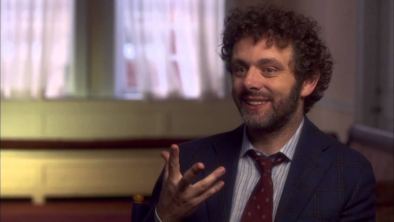 Admission Michael Sheen On Working With Tina Fey 2013 Movie Behind the Scenes