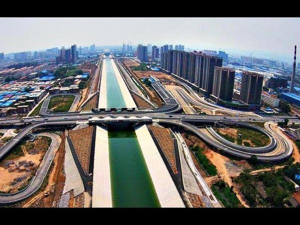 Китайцы показали миру что такое стройка века Самый масштабный проект поворота рек