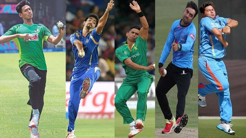Asia Cup 2018 | Top 5 Bowlers | Who Is Most Wicket Taker 2018 Bumrah, R Khan, Hasan Ali, M Rahman